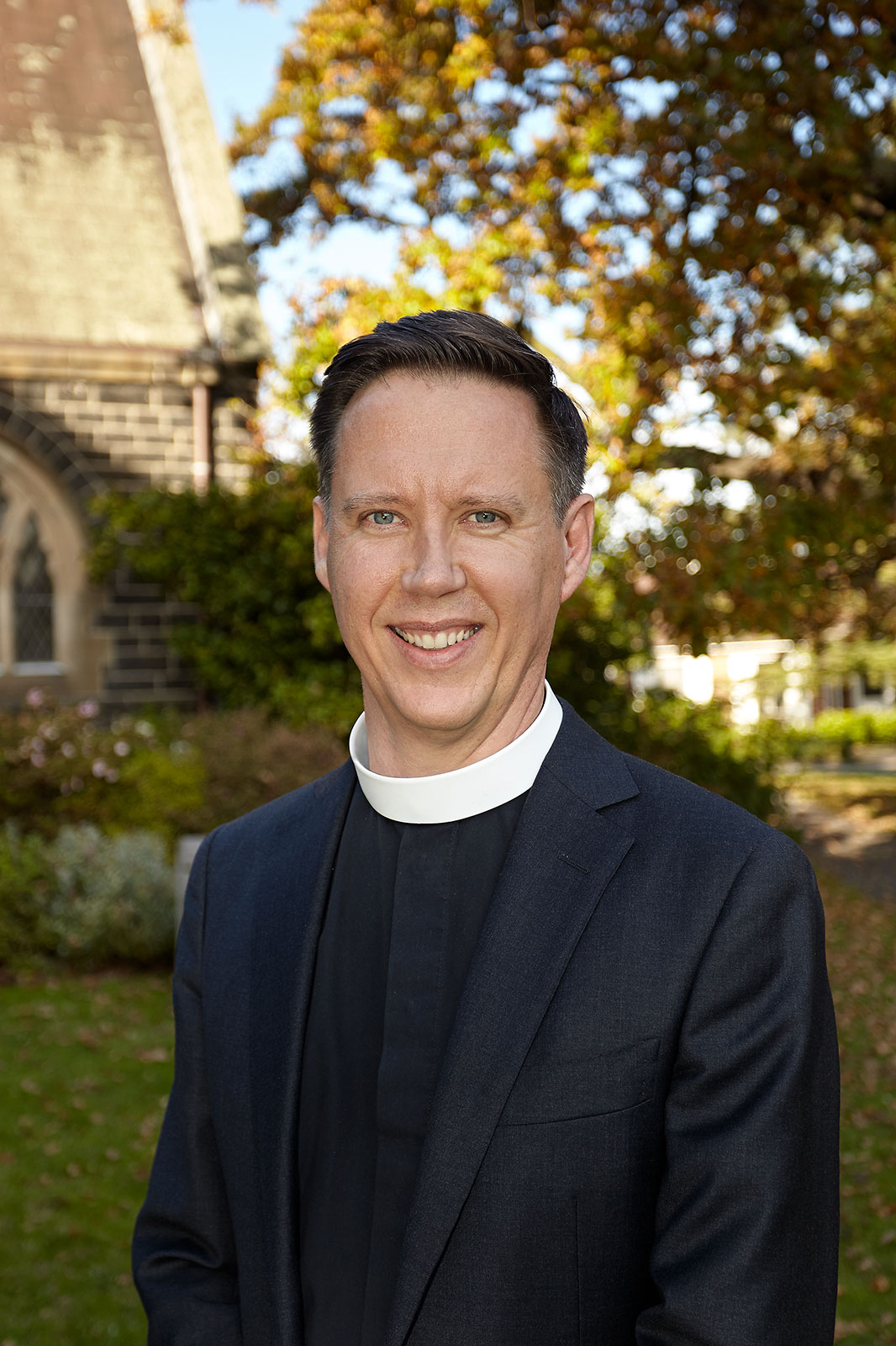 The Revd Dr Peter French